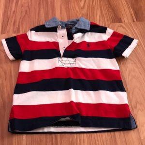 Toddler Boy's RL Polo